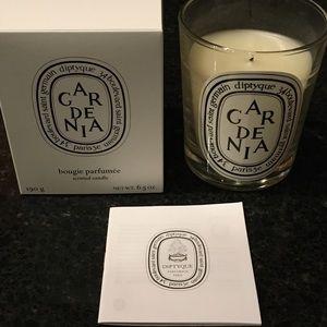 Gardenia diptyque candle 6.5oz 190g